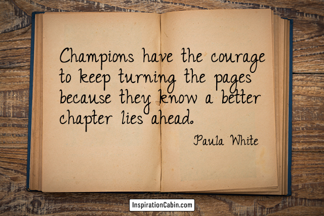 Paula White Quote
