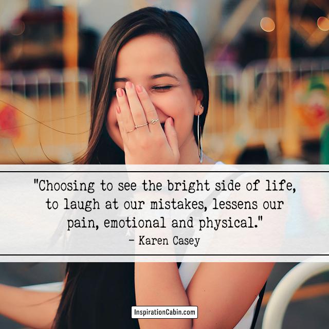 laugh at your mistakes quotes