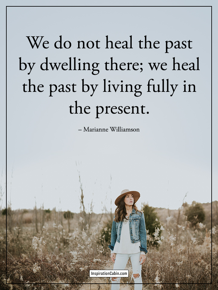 heal the past
